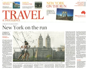The Weekend Australian Travel & Indulgence