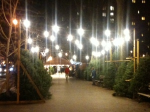 Christmas Tree Alley